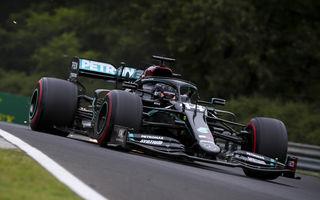 Hamilton, pole position în Ungaria în fața lui Bottas! Racing Point ocupă a doua linie a grilei, iar Vettel va pleca de pe cinci