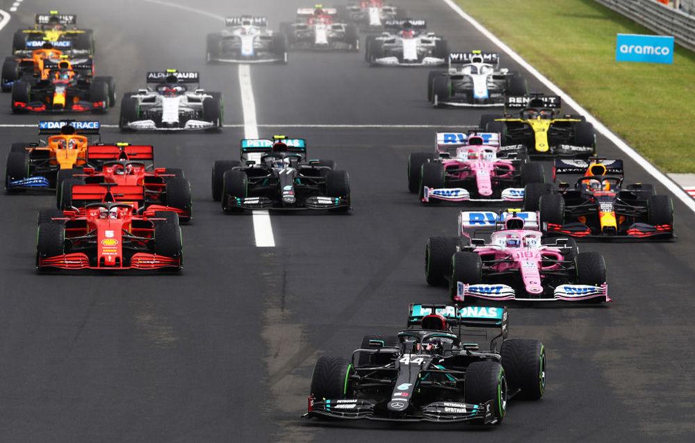 Hamilton a câștigat cursa de Formula 1 din Ungaria! Verstappen termină pe podium în fața lui Bottas după un start excelent - Poza 1