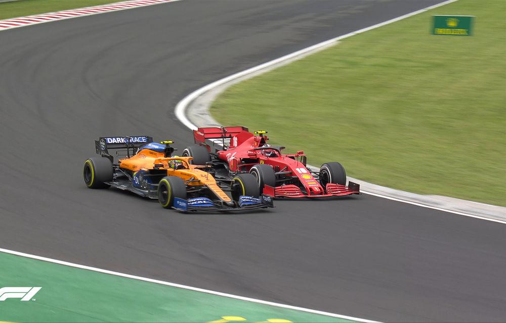 Hamilton a câștigat cursa de Formula 1 din Ungaria! Verstappen termină pe podium în fața lui Bottas după un start excelent - Poza 6