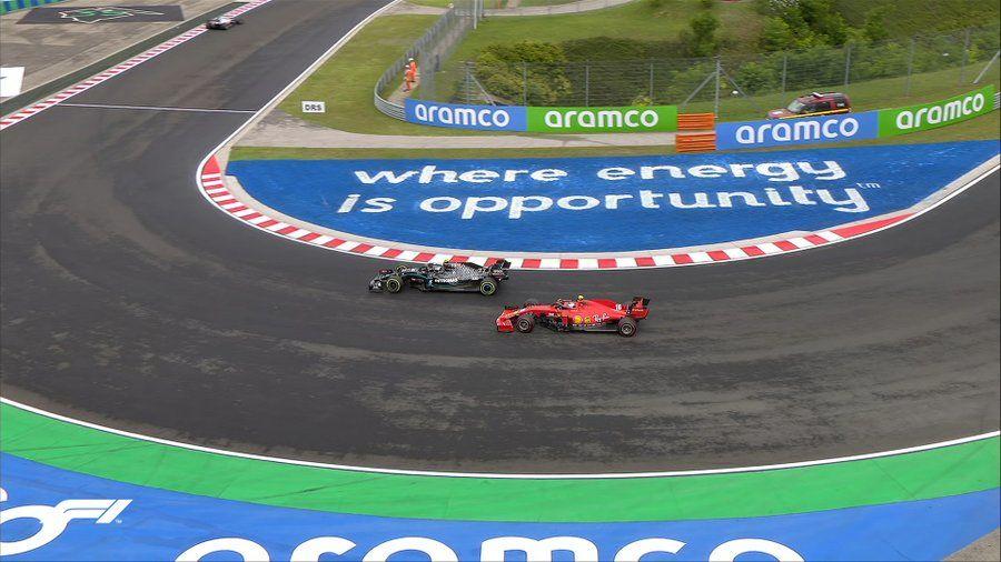 Hamilton a câștigat cursa de Formula 1 din Ungaria! Verstappen termină pe podium în fața lui Bottas după un start excelent - Poza 4