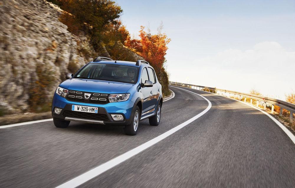 Vânzările Dacia au scăzut cu 46% la nivel global în prima jumătate a anului: peste 211.000 de unități - Poza 1