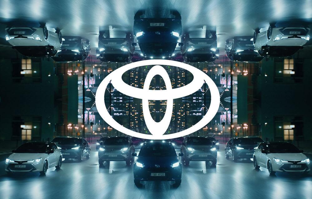 Noutăți de branding la Toyota: japonezii modifică logo-ul pentru comunicarea online, dar sigla de pe mașini rămâne aceeași - Poza 1