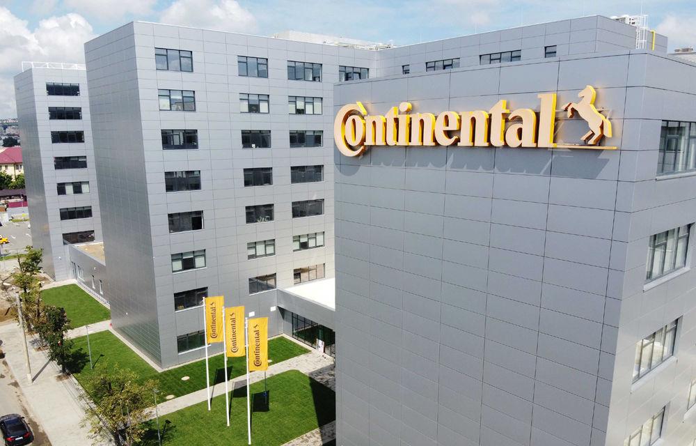 Continental a extins centrul de cercetare și dezvoltare de la Iași: până la 1.700 de angajați testează tehnologii dezvoltate în cadrul companiei - Poza 1
