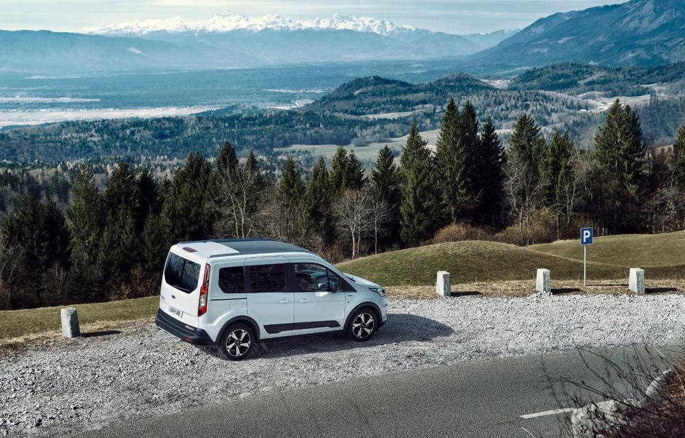 Ford Tourneo Connect și Transit Connect primesc versiune de echipare Active: gardă la sol mai ridicată și bare de protecție îmbunătățite - Poza 4