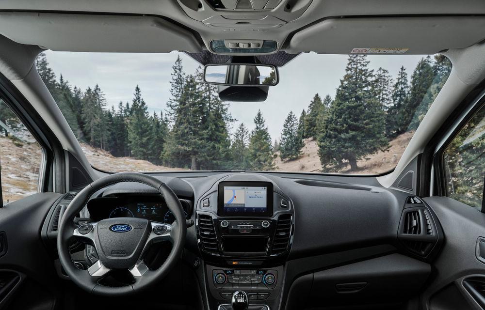 Ford Tourneo Connect și Transit Connect primesc versiune de echipare Active: gardă la sol mai ridicată și bare de protecție îmbunătățite - Poza 9