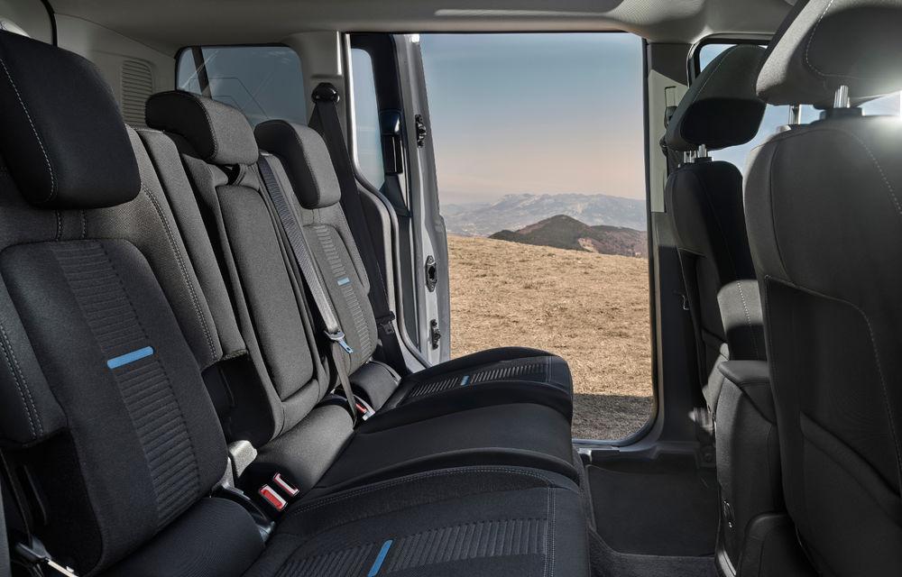 Ford Tourneo Connect și Transit Connect primesc versiune de echipare Active: gardă la sol mai ridicată și bare de protecție îmbunătățite - Poza 10