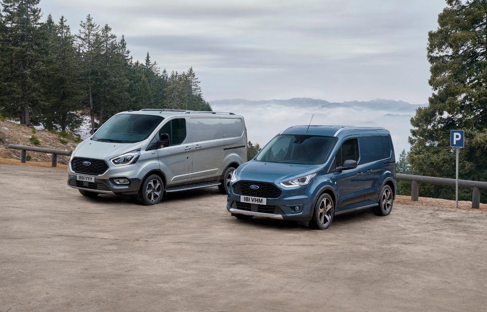 Ford Tourneo Connect și Transit Connect primesc versiune de echipare Active: gardă la sol mai ridicată și bare de protecție îmbunătățite - Poza 13