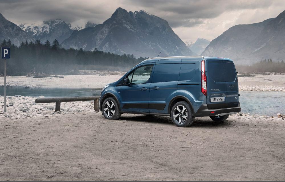 Ford Tourneo Connect și Transit Connect primesc versiune de echipare Active: gardă la sol mai ridicată și bare de protecție îmbunătățite - Poza 7