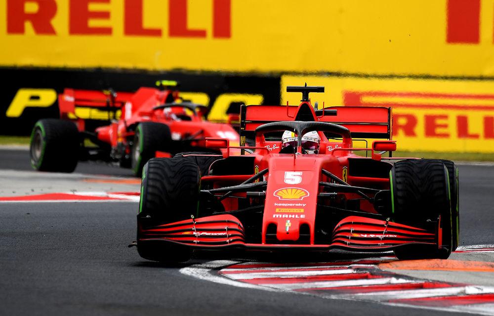 """Ferrari analizează schimbări în structura de conducere după debutul modest de sezon: """"Va dura mult timp să revenim în frunte"""" - Poza 1"""