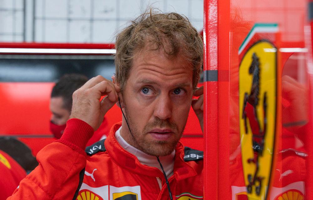 """Vettel confirmă negocierile cu Aston Martin pentru 2021. Perez este deja resemnat: """"Este evident cine va pleca de la echipă"""" - Poza 1"""