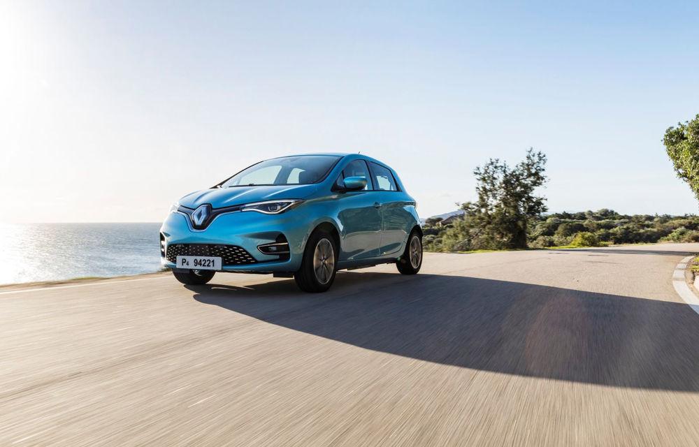 Cota de piață a mașinilor electrice și hibride a ajuns în România la aproape 6% în primele 6 luni ale anului - Poza 1