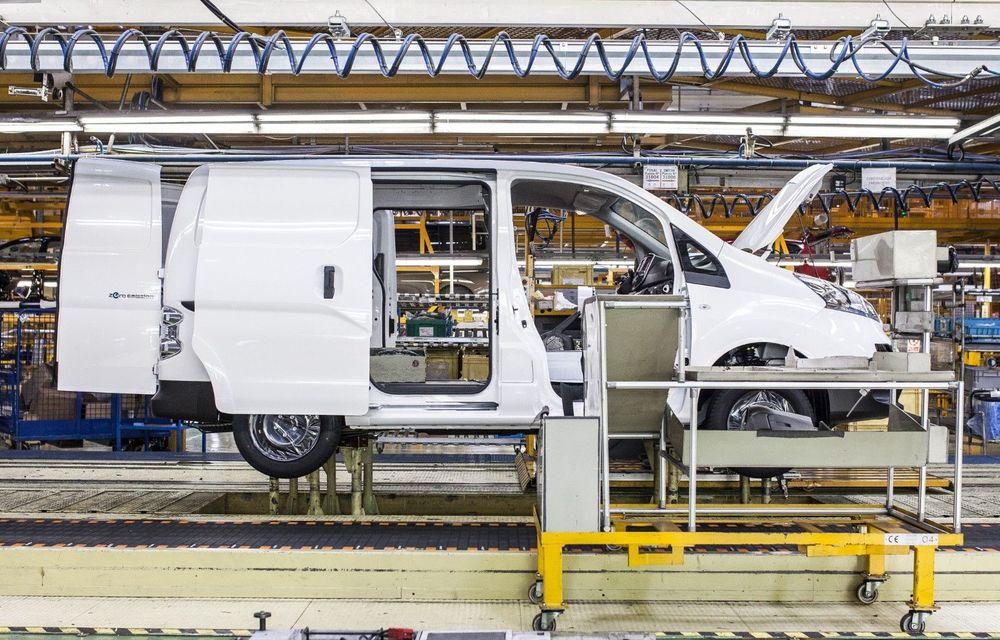 Nissan ar putea amâna închiderea fabricii din Barcelona până în iunie 2021: negocieri pentru reluarea producției - Poza 1