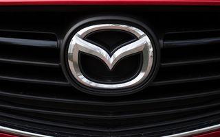 """Mazda: """"Producția va reveni la capacitate normală începând din august"""""""