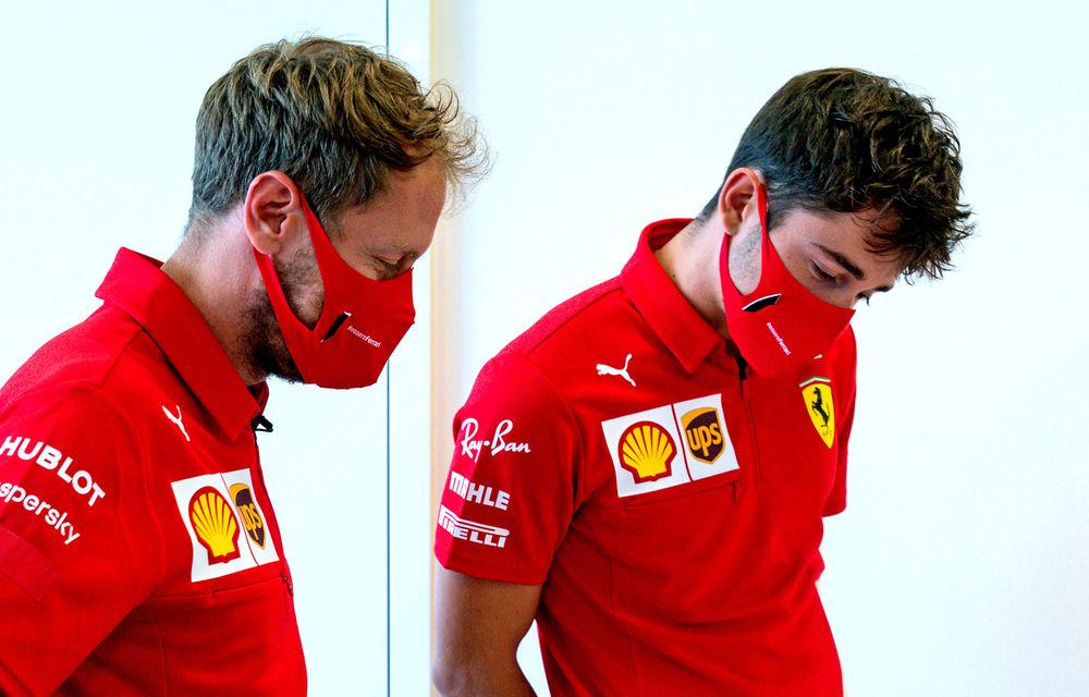 """Vettel și Leclerc cred că Mercedes va domina sezonul: """"Hamilton poate fi învins în lupta pentru titlu doar de Bottas"""" - Poza 1"""