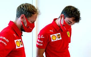 """Vettel și Leclerc cred că Mercedes va domina sezonul: """"Hamilton poate fi învins în lupta pentru titlu doar de Bottas"""""""