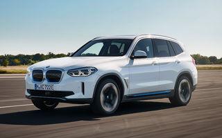 Prețuri BMW iX3 în România: SUV-ul electric pleacă de la 67.600 de euro, iar listele de precomenzi se deschid în septembrie