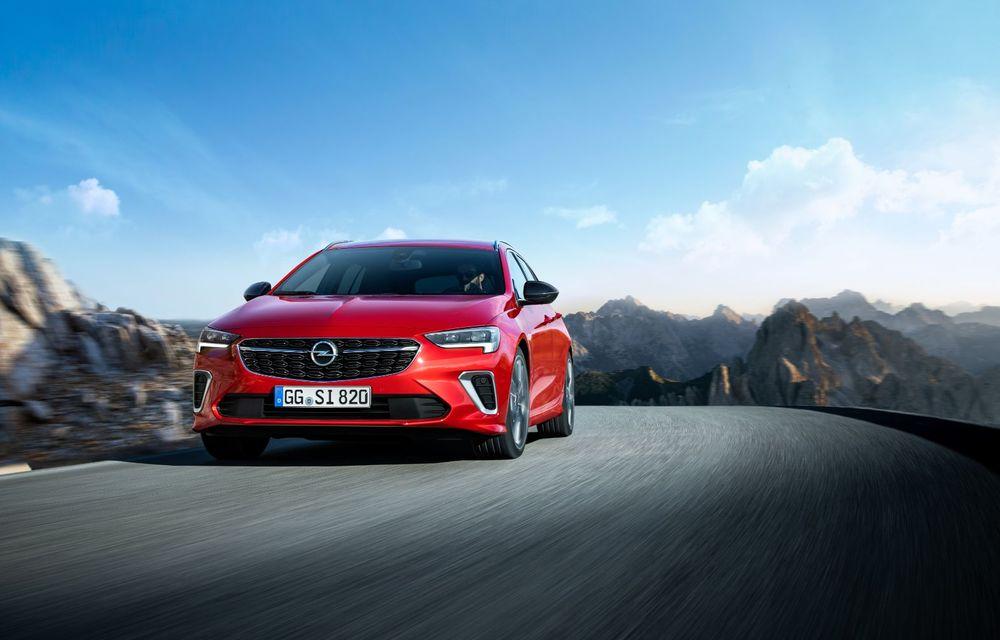 Prețuri Opel Insignia facelift în România: modelul producătorului german pornește de la 25.000 de euro - Poza 5