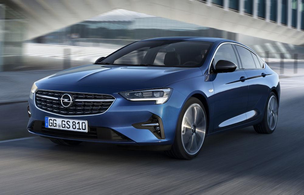 Prețuri Opel Insignia facelift în România: modelul producătorului german pornește de la 25.000 de euro - Poza 2