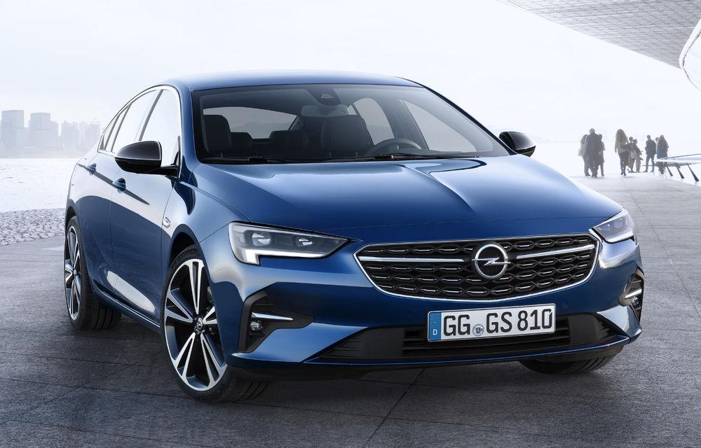 Prețuri Opel Insignia facelift în România: modelul producătorului german pornește de la 25.000 de euro - Poza 1