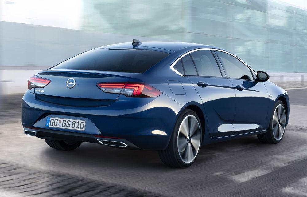 Prețuri Opel Insignia facelift în România: modelul producătorului german pornește de la 25.000 de euro - Poza 3