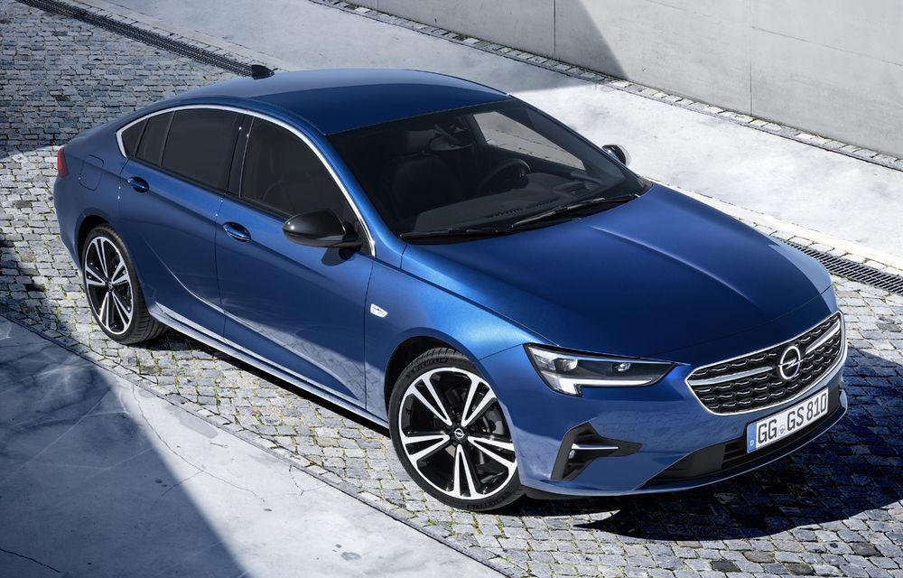 Prețuri Opel Insignia facelift în România: modelul producătorului german pornește de la 25.000 de euro - Poza 4