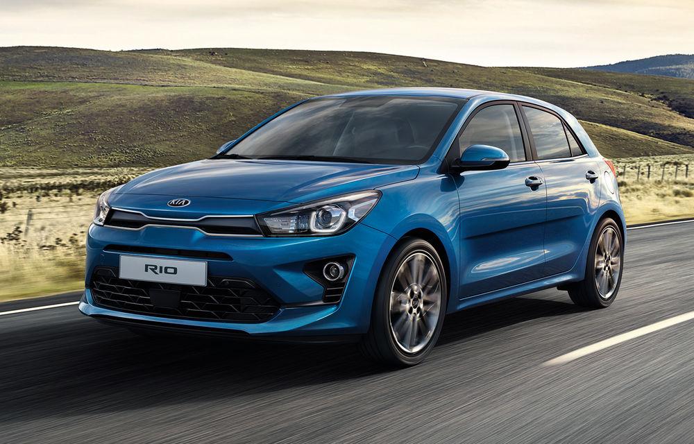 Prețuri Kia Rio facelift în România: modelul subcompact pornește de la aproape 13.100 de euro - Poza 1