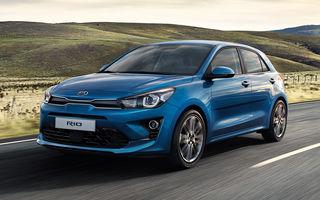 Prețuri Kia Rio facelift în România: modelul subcompact pornește de la aproape 13.100 de euro