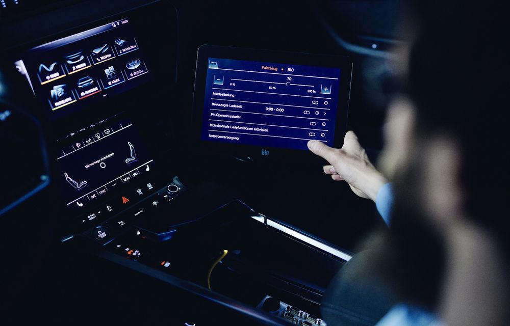 Experiment cu e-tron: Audi dezvoltă o tehnologie prin care mașinile electrice să stocheze și să returneze în rețea energie electrică - Poza 6