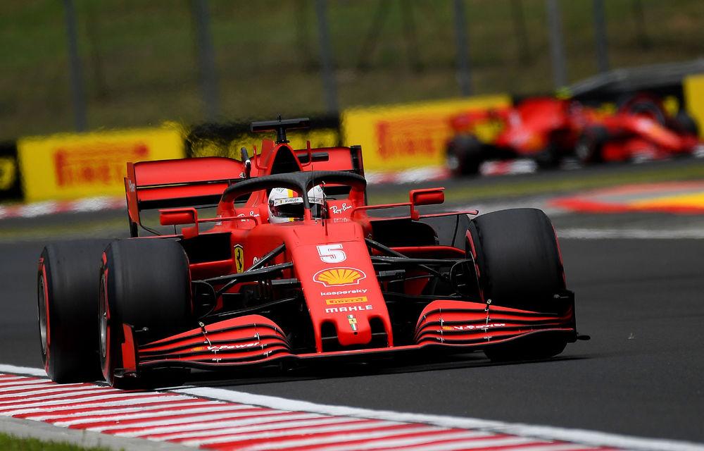 Ferrari anunță schimbări în departamentul de conducere: Scuderia a creat un departament de performanță - Poza 1