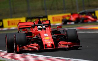 Ferrari anunță schimbări în departamentul de conducere: Scuderia a creat un departament de performanță