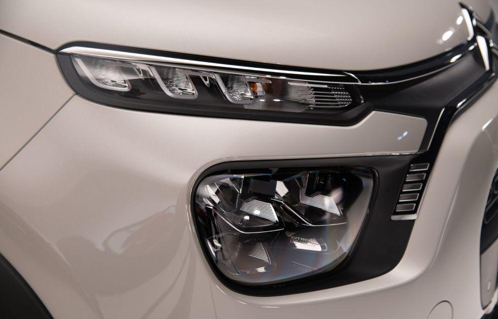 Prețuri Citroen C3 facelift în România: hatchback-ul pornește de la 12.500 de euro - Poza 24