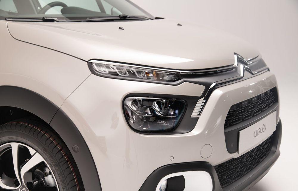 Prețuri Citroen C3 facelift în România: hatchback-ul pornește de la 12.500 de euro - Poza 23