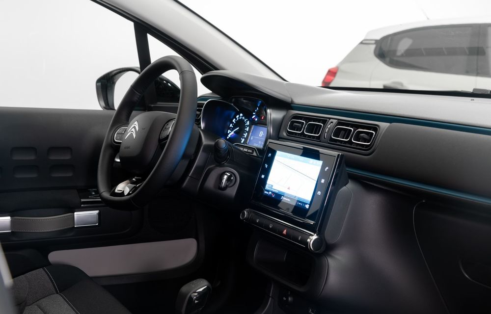 Prețuri Citroen C3 facelift în România: hatchback-ul pornește de la 12.500 de euro - Poza 37