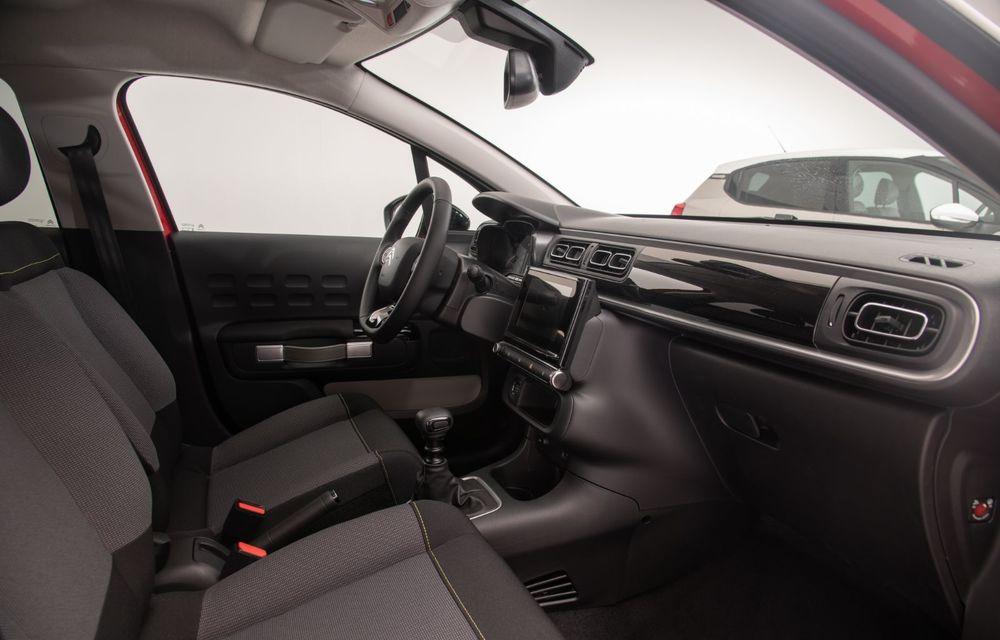 Prețuri Citroen C3 facelift în România: hatchback-ul pornește de la 12.500 de euro - Poza 34
