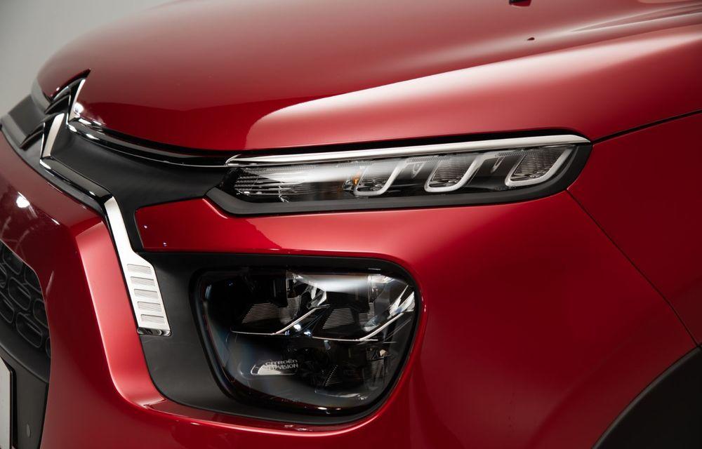 Prețuri Citroen C3 facelift în România: hatchback-ul pornește de la 12.500 de euro - Poza 29