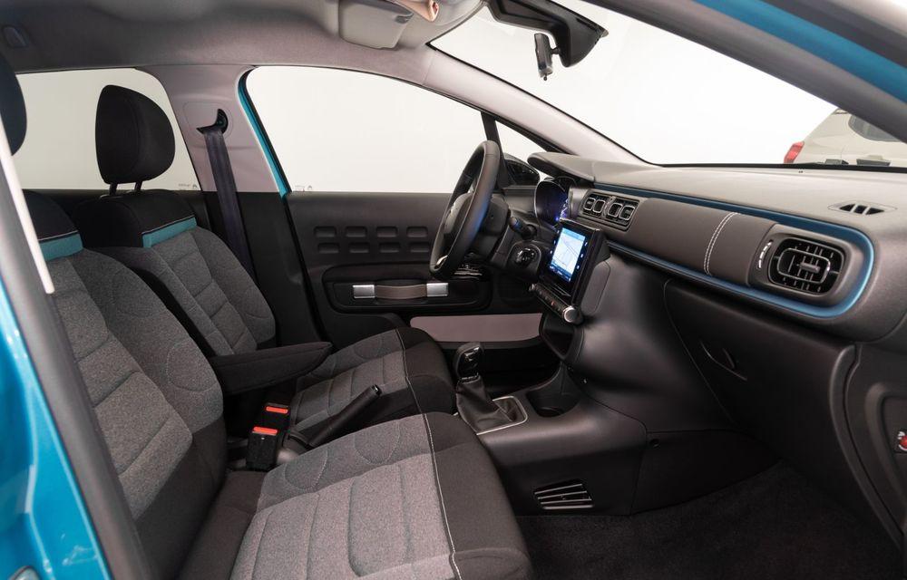 Prețuri Citroen C3 facelift în România: hatchback-ul pornește de la 12.500 de euro - Poza 36