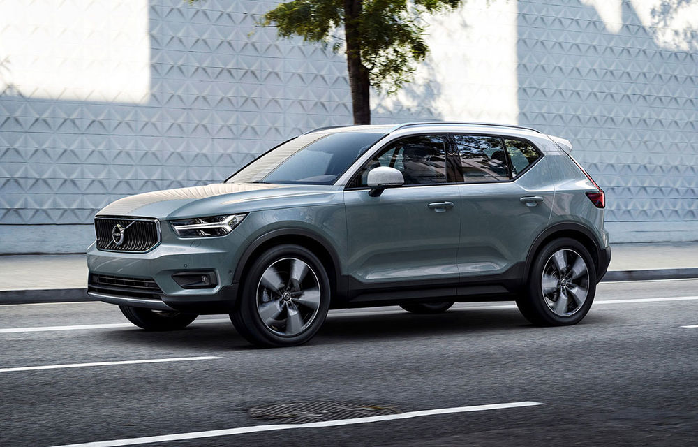 Vânzările Volvo de hibrizi plug-in au crescut cu 80% în primele 6 luni: modelele PHEV au reprezentat 14% din totalul vânzărilor - Poza 1