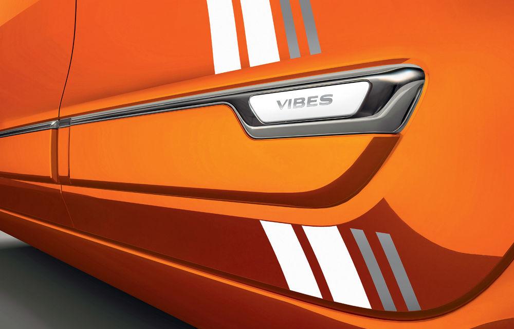 Renault Twingo ZE primește ediția limitată Vibes: culoare de caroserie Valencia Orange pentru cel mai nou model electric al francezilor - Poza 4