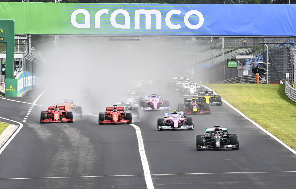 Formula 1 ar putea avea încă trei curse în Europa, însă renunță la America: Nurburgring, Imola și Algarve s-ar putea alătura competiției - Poza 1