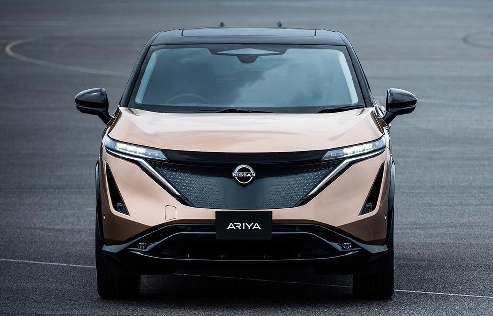"""Nissan sugerează că va lansa un SUV electric de mari dimensiuni: """"Cererea în acest segment va crește cu 300% în următorii trei ani"""" - Poza 1"""