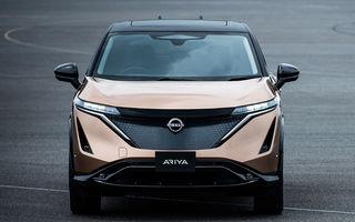 Nissan sugerează că va lansa un SUV electric de mari dimensiuni:
