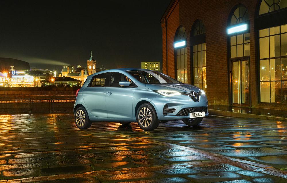Francezii desfac șampania: peste 300.000 de mașini electrice comercializate de Renault în Europa din 2010 și până astăzi - Poza 1