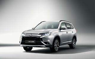 Mitsubishi anunță planul pentru următorii trei ani: japonezii nu vor mai lansa modele noi în Europa