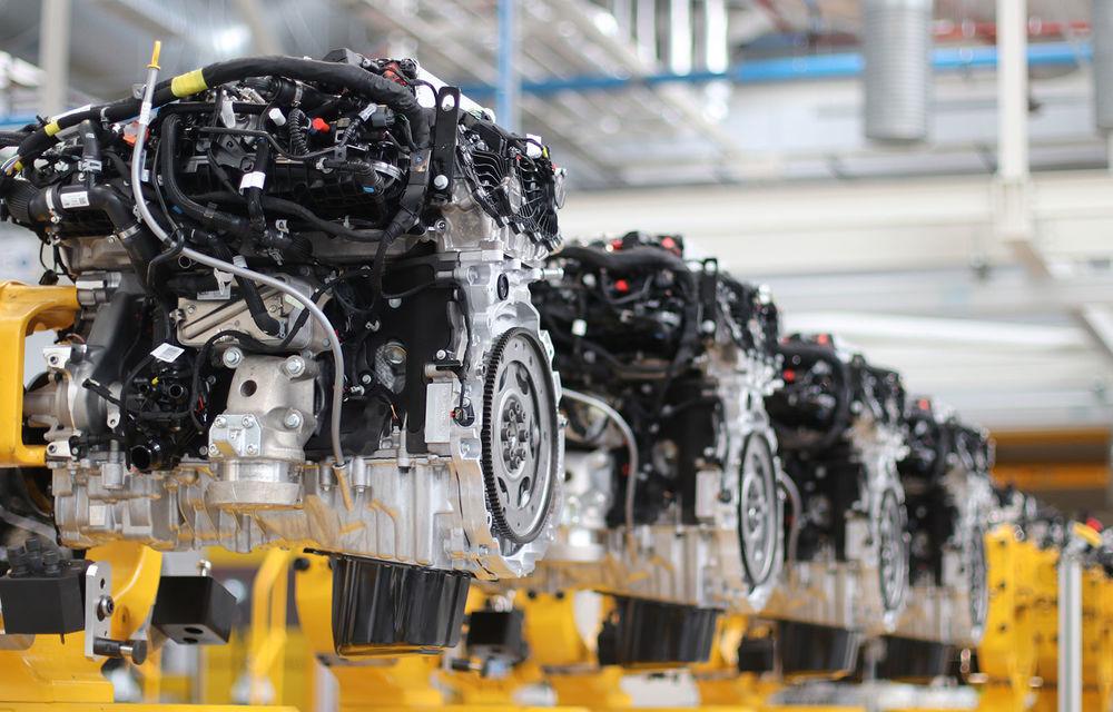 Jaguar Land Rover a produs peste 1.5 milioane de motoare Ingenium: cel mai recent propulsor al gamei oferă până la 350 CP și are sistem mild-hybrid - Poza 1