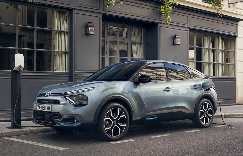 Grupul PSA Peugeot-Citroen anunță o nouă platformă pentru mașini electrice: până la 340 de cai putere și autonomie de până la 650 de kilometri - Poza 1