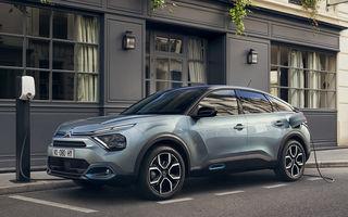 Grupul PSA Peugeot-Citroen anunță o nouă platformă pentru mașini electrice: până la 340 de cai putere și autonomie de până la 650 de kilometri