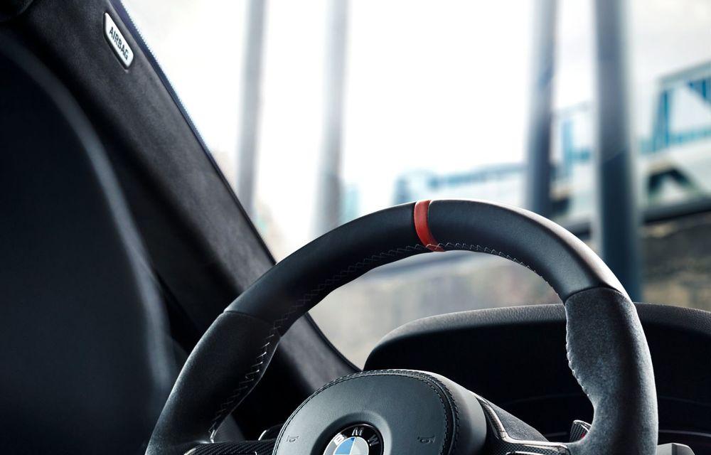 BMW lansează gama de accesorii M Performance pentru Seria 5 și M5 facelift: elemente de caroserie din fibră de carbon și noutăți pentru interior - Poza 52