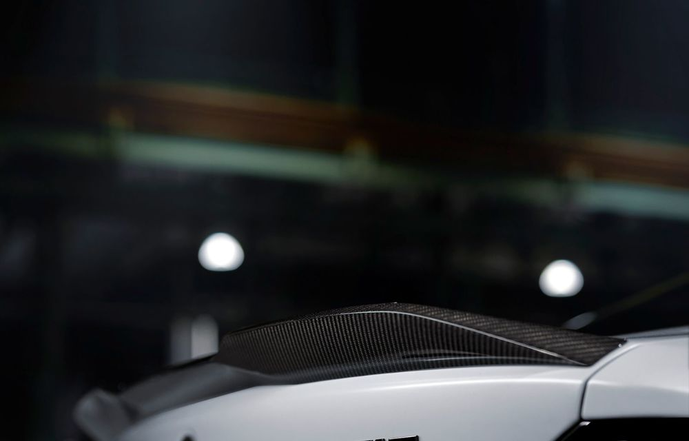 BMW lansează gama de accesorii M Performance pentru Seria 5 și M5 facelift: elemente de caroserie din fibră de carbon și noutăți pentru interior - Poza 34