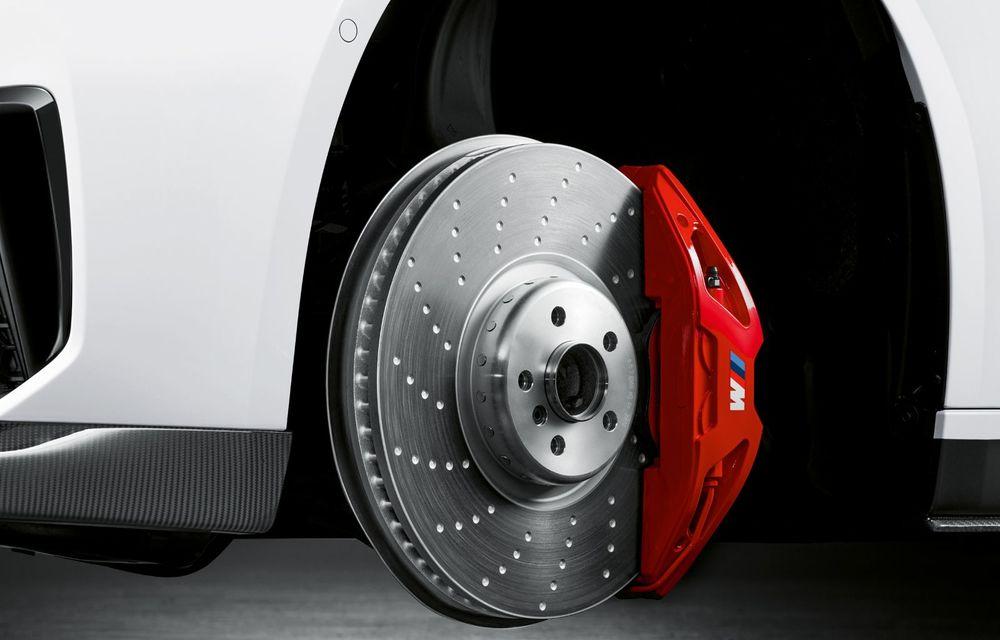 BMW lansează gama de accesorii M Performance pentru Seria 5 și M5 facelift: elemente de caroserie din fibră de carbon și noutăți pentru interior - Poza 31
