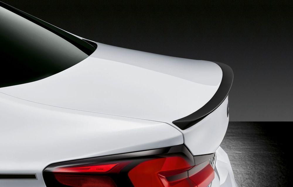 BMW lansează gama de accesorii M Performance pentru Seria 5 și M5 facelift: elemente de caroserie din fibră de carbon și noutăți pentru interior - Poza 29